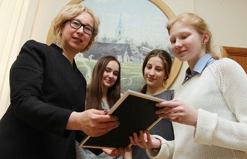 Московские школьники составили портрет современного классного руководителя