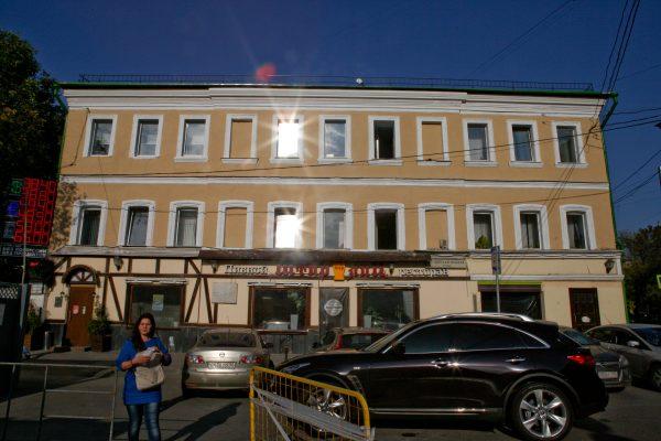 Исторические здания Москвы не вошли в проект реновации