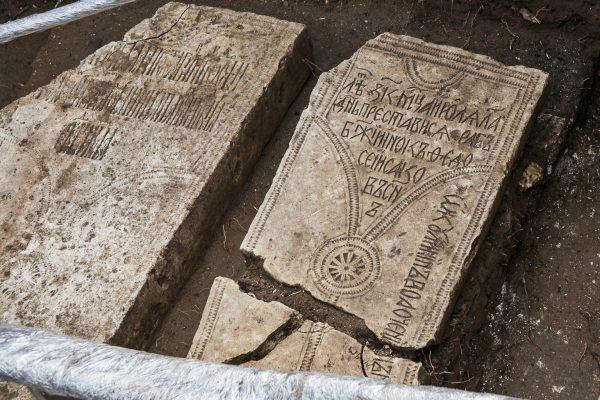 Руины древних церквей обнаружены в ходе работ по «Моей улице»