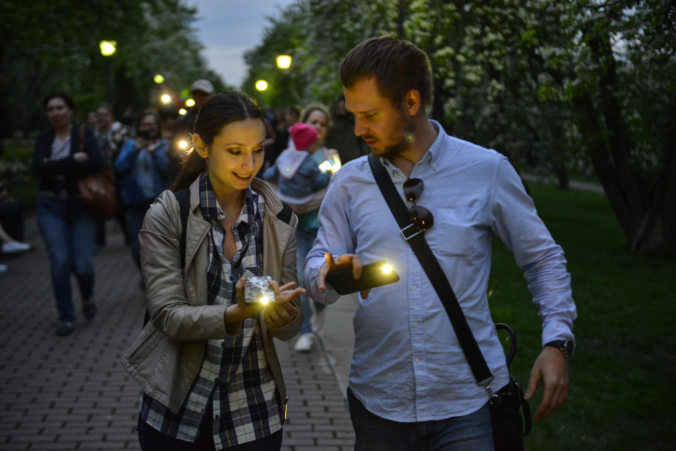 Столичные парки подготовили обширную программу кДню Российской Федерации