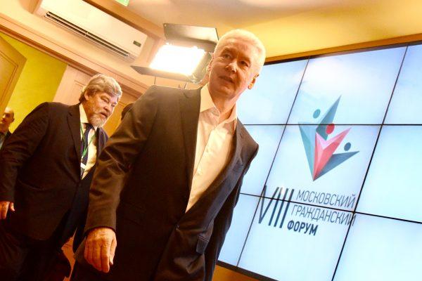 Мэр Москвы отметил беспрецедентную активность горожан в обсуждении программы реновации