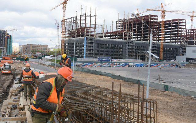 Московские ДСК готовы обеспечить строительство новых домов по программе реновации