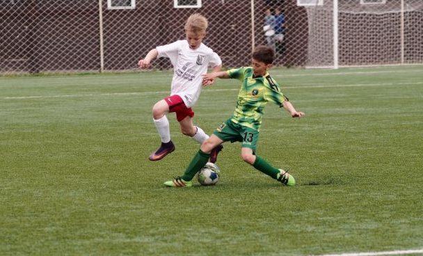 Школьный футбол: Троицк – лучший