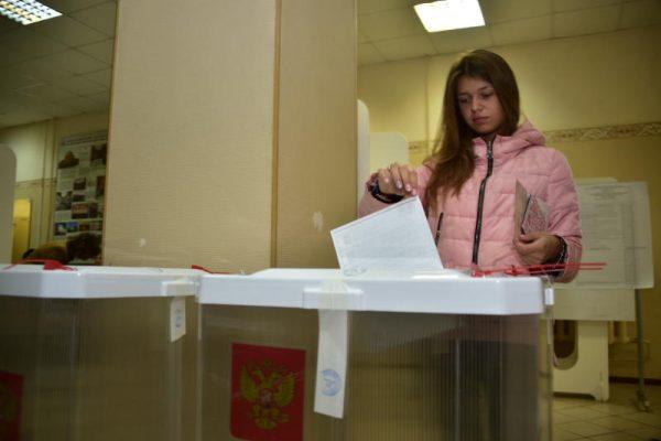 По мнению «ЕР» видеонаблюдение необходимо на всех избирательных участках Москвы