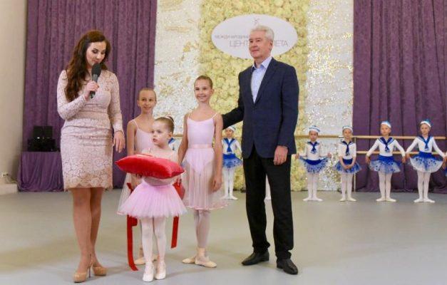 Детский Международный центр балета открылся на ВДНХ