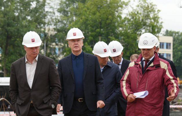 В активной фазе строительства находится более 25 км Третьего пересадочного контура метро