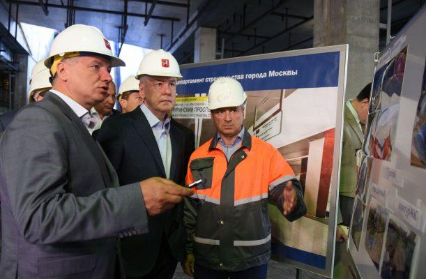 Строительство метро в Солнцеве и Ново-Переделкине вышло на финишную прямую