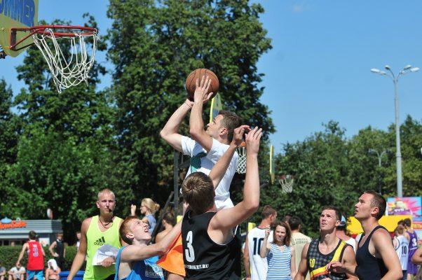 Праздник «Московский спорт в «Лужниках» прошел в столице 29 июля