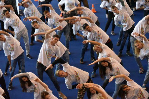 НаВДНХпрошел традиционный форум «Москвичам – здоровый образ жизни»
