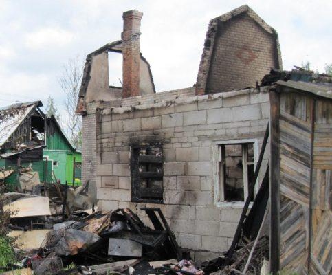 Дачный сезон и соблюдение правил пожарной безопасности