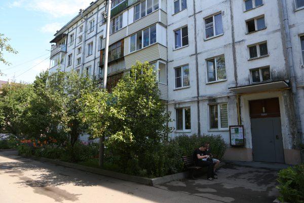 Троицк в программе реновации