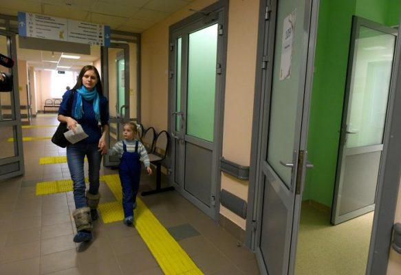 Здания московских поликлиник оформят в едином стиле