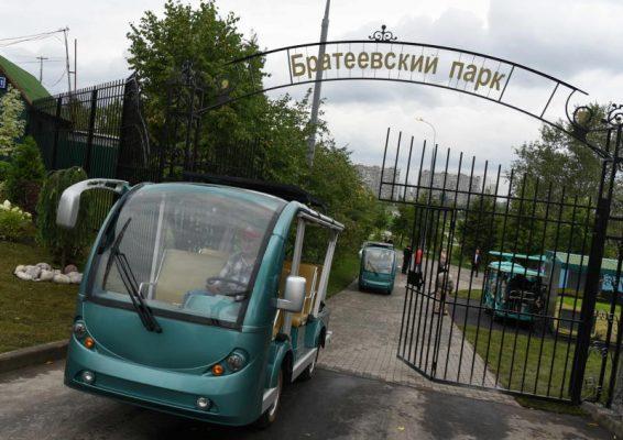 Гигантского робота «Юрия Долгорукого» установят в Братеевском парке 18 августа