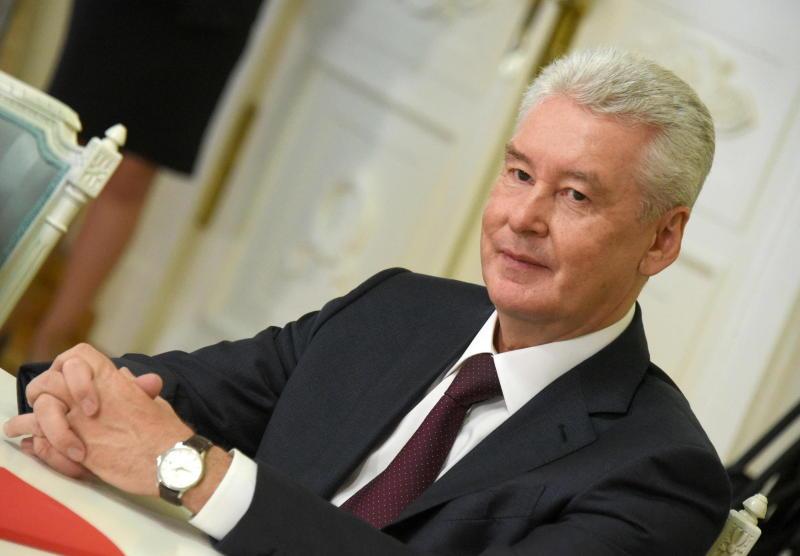 Городские музеи столицы будут бесплатными для школьников с 1 сентября. На фото: мэр Москвы Сергей Собянин