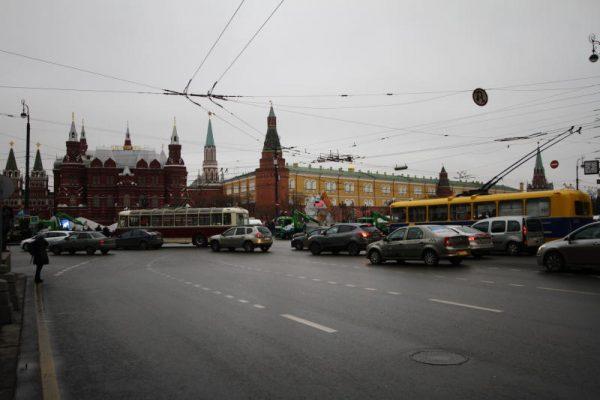 Новые схемы движения на столичных улицах улучшат дорожную обстановку