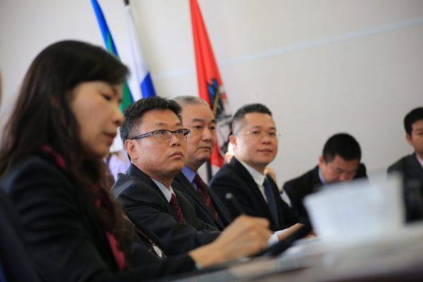 Партнерство с Китаем