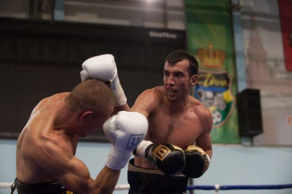 Вечер большого бокса