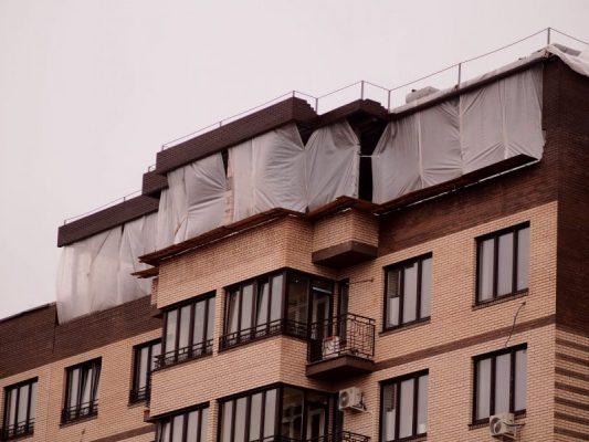 Крыша не станет выше