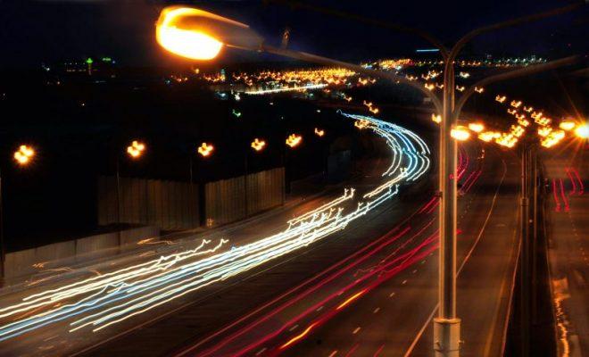 Огни Калужского шоссе
