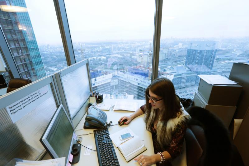 Школа юного бизнесмена, психолога, рекрутера в ЦЗМ – что выберут москвичи? Фото: архив, «Вечерняя Москва»