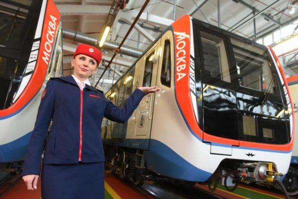 Выбранный москвичами дизайн станции «Новопеределкино» – уже скоро в Московском метрополитене
