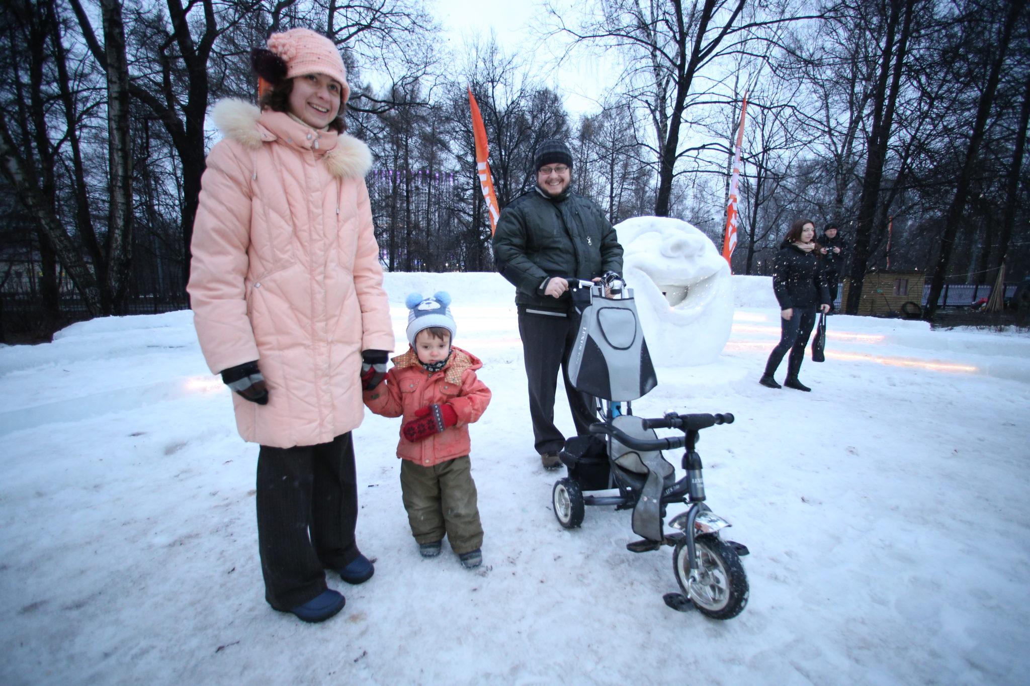 Москвичи оценивают проекты благоустройства городских парков на «Активном гражданине». Фото: архив