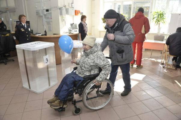 Троицк выбирает президента