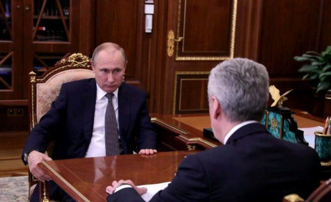 Путин поддержал представленный Собяниным проект единого научного кластера Москвы