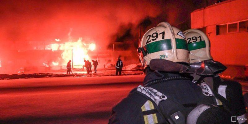 Московские спасатели в первый месяц весны спасли 63 человека