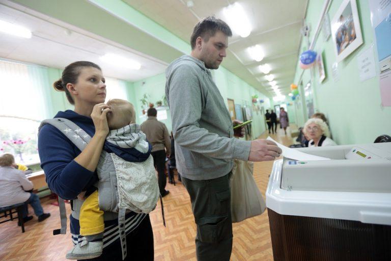 Депутаты МГД поддержали идею создания загородных избирательных участков. Фото: архив