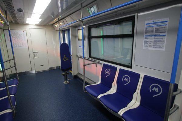 «Москва 24» стал первым в мире телеканалом, вещающим в вагонах метро