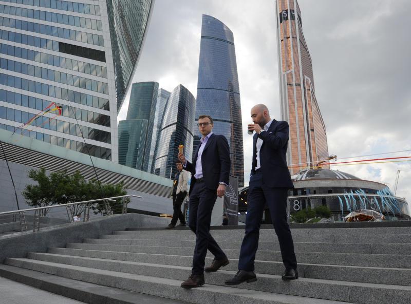 Москва вошла в топ-5 наиболее привлекательных для инвесторов европейских городов. Фото: Александр Кожохин