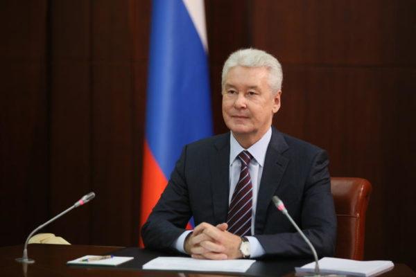 Десятки тысяч активных москвичей поддержали выдвижение Собянина в мэры