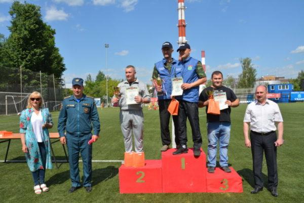 В Новой Москве прошли соревнования нештатных аварийно-спасательных формирований