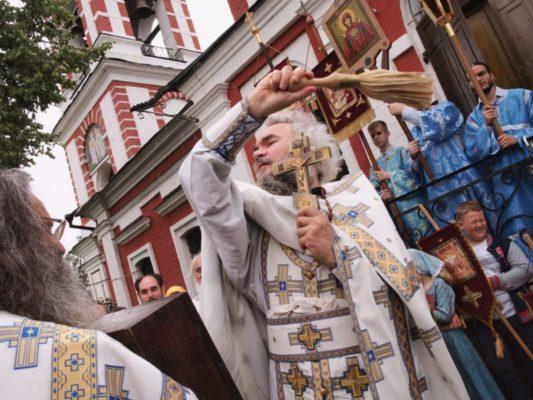 Казанская чудотворная