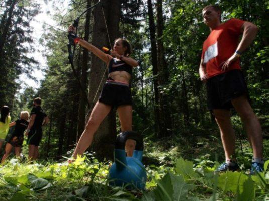 Мультиспорт на «Лесной»