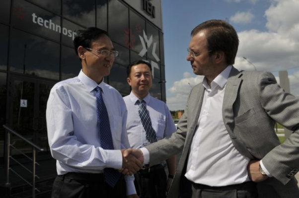 Китай ищет партнёров