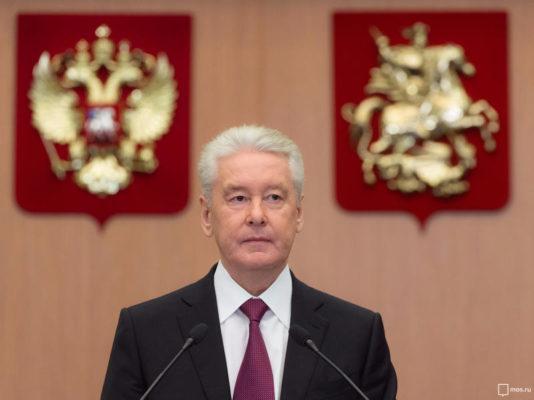 Собянин дал старт празднику в честь 90-летия Парка Горького