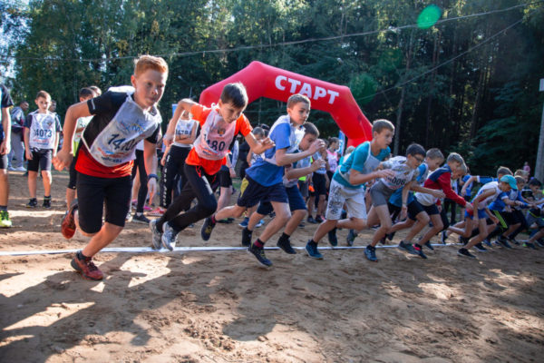 Кросс нации: спорт объединяет