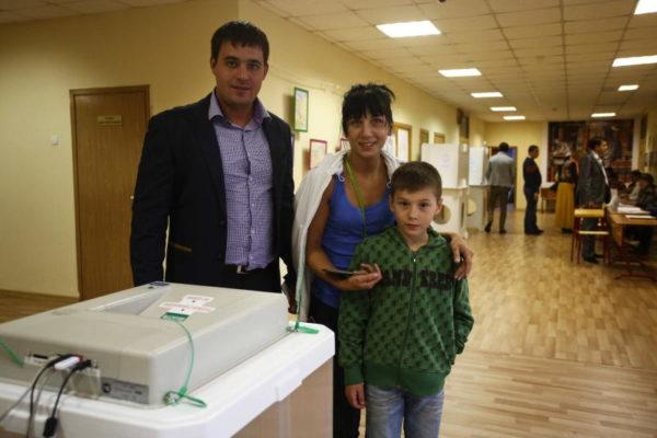За Собянина отдано на четверть больше голосов, чем в 2013 году