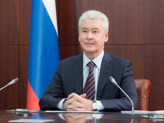 Собянин назвал главные события уходящего года в жизни Москвы