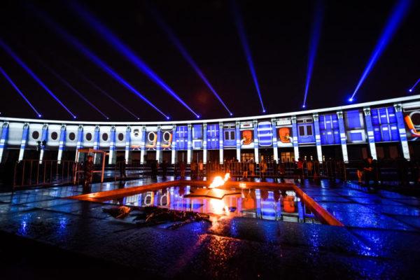 "Фестиваль ""Круг света"" установил два рекорда Книги Гиннесса"