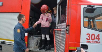 В Новой Москве стартовал «Месячник гражданской обороны»