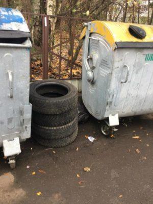 Куда девать мусор?