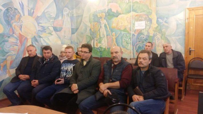 Сотрудники МЧС провели семинары с представителями малого бизнеса