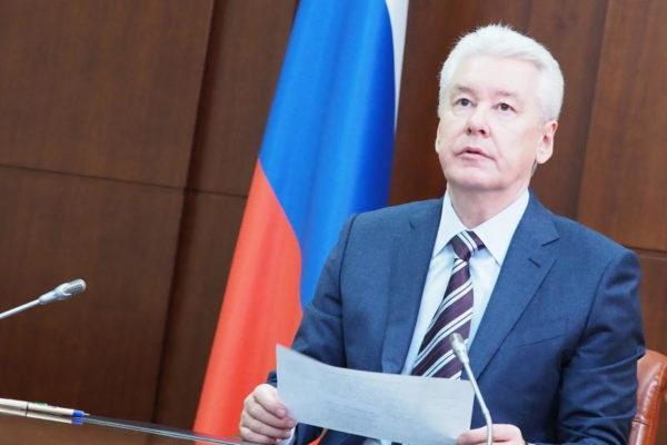 Собянин: Новогодние мероприятия в столице посетили 12,6 млн. человек