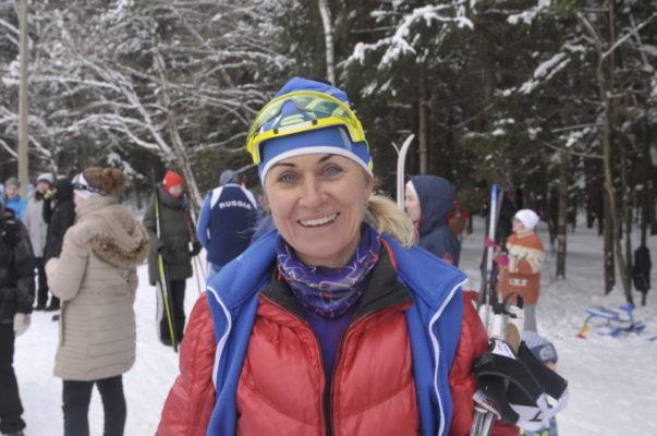 ТиНАО на лыжне