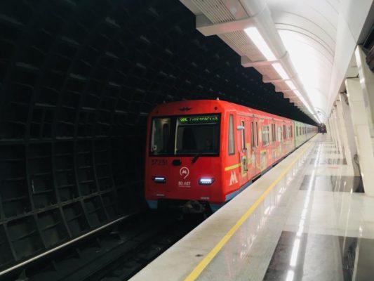 Столичный общественный транспорт стал популярнее