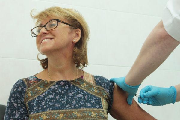 В столице снижается уровень заболеваемости гриппом и ОРВИ