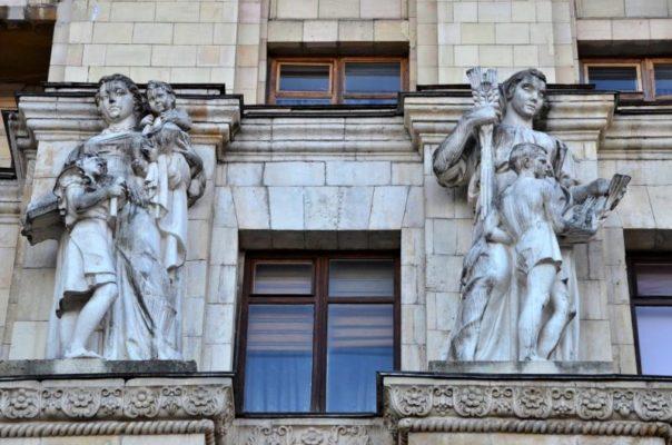 За 8 лет в Москве отреставрировали более 1,2 тыс памятников архитектуры